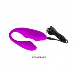 Sexy Shop Online I Trasgressivi - Sex Toy Coppia Design - Pretty Love Bernie - Pretty Love