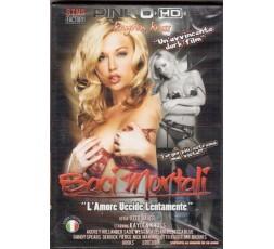 """Sexy Shop Online I Trasgressivi - Dvd Porno Etero - Baci Mortali """"L'Amore Uccide Lentamente"""" - Pinko"""