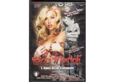 Dvd Porno Etero - Baci Mortali