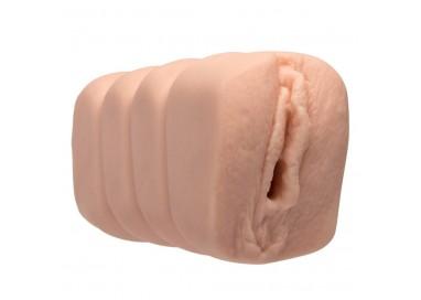 Masturbatore Vagina - Ashton Moore Pocket Pussy Masturbat - Doc Johnson