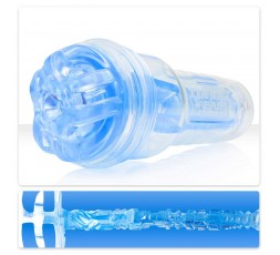 Sexy Shop Online I Trasgressivi - Masturbatore Design - Fleshlight Turbo Blue Ice Texture Ignition - Fleshlight