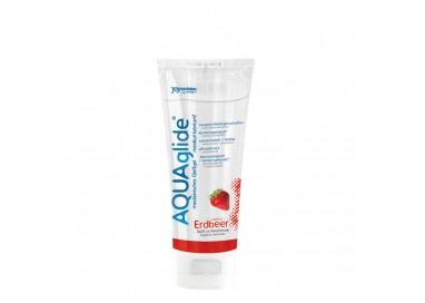 Lubrificante Aromatizzato - Aquaglide Erdbeer Strawberry - Joydivision