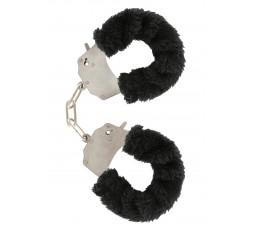 Sexy Shop Online I Trasgressivi - Costrittivo - Furry Fun Cuffs Black - Toy Joy