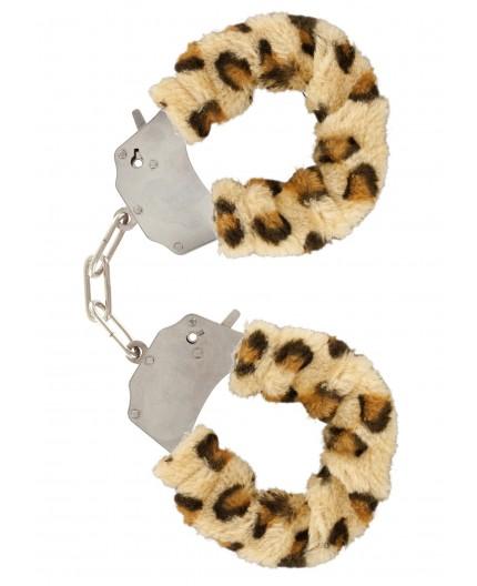 Sexy Shop Online I Trasgressivi - Costrittivo - Furry Fun Cuffs Leopard - Toy Joy