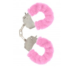 Sexy Shop Online I Trasgressivi - Costrittivo - Furry Fun Cuffs Pink - Toy Joy