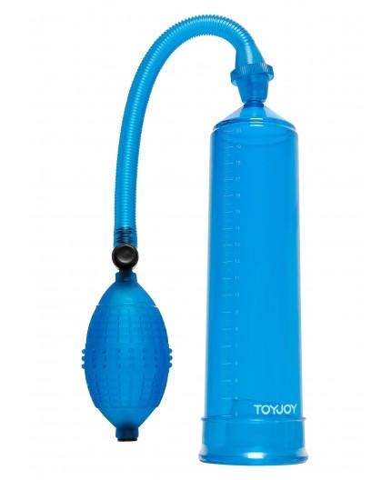 Sexy Shop Online I Trasgressivi - Sviluppatore Pene - Power Pump Blue - Toy Joy