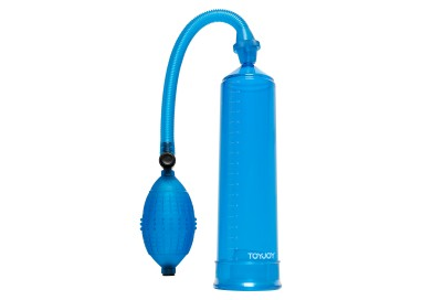 Sviluppatore Pene - Power Pump Blue - Toy Joy