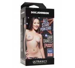 Sexy Shop Online I Trasgressivi - Masturbatore Vagina - Porn Stars Dani Daniels Pussy Skin - Doc Johnson