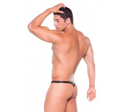 Sexy Shop Online I Trasgressivi - Intimo Uomo - Wetlook Thong Black - Allure