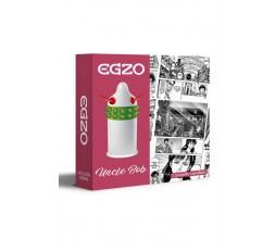 Sexy Shop Online I Trasgressivi - Profilattico - Uncle Bob Stimulating Condom - Egzo