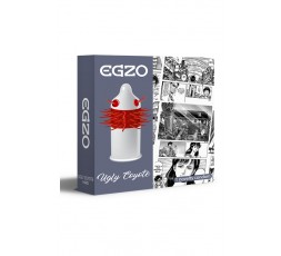 Sexy Shop Online I Trasgressivi - Profilattico - Ugly Coyote Stimulating Condom - Egzo