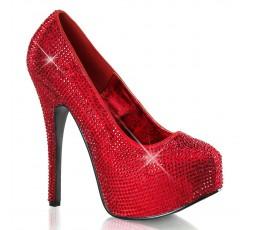 Scarpa Bordello Teeze 06 Rossa