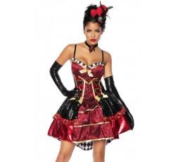 Sexy Shop Online I Trasgressivi - Costume Halloween - Red Queen Costume