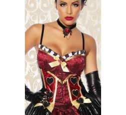 Sexy Shop Online I Trasgressivi - Halloween Donna - Red Queen Costume