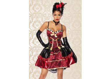 Il consiglio del giorno: Halloween Donna - Red Queen Costume