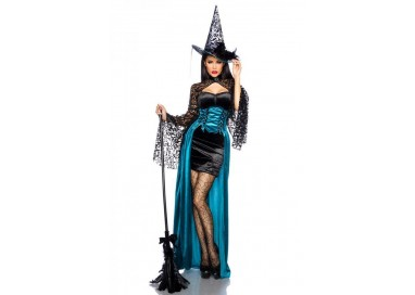 Halloween Donna - Witch Costume