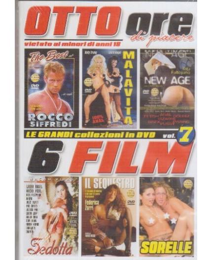 Sexy Shop Online I Trasgressivi - Promo Dvd Porno Etero - Le Grandi Collezioni in DVD Vol.7 - FM Video