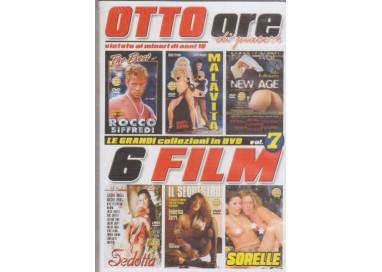 Promo Dvd Porno Etero - Le Grandi Collezioni in DVD Vol.7 - FM Video