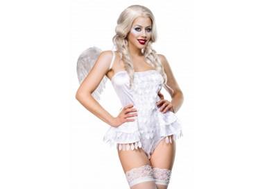 Il consiglio del giorno: Carnevale Donna - Costume Angel White