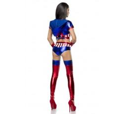 Sexy Shop Online I Trasgressivi - Carnevale Donna - Costume da Sexy Miss America