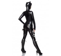 Sexy Shop Online I Trasgressivi - Halloween Donna - Costume da Sexy Cat Fighter - Mask Paradise