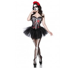 Sexy Shop Online I Trasgressivi - Halloween Donna - Skull Senorita - Mask Paradise