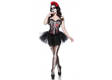 Il consiglio del giorno: Halloween Donna - Skull Senorita - Mask Paradise