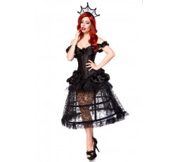 Sexy Shop Online I Trasgressivi - Costume Halloween - Gothic Queen - Mask Paradise