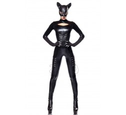 Sexy Shop Online I Trasgressivi - Halloween Donna - Costume da Cat Lady - Mask Paradise