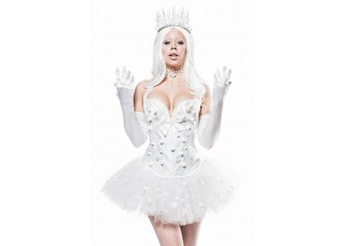 Carnevale Donna - Snow Princess - Mask Paradise