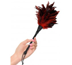 Sexy Shop Online I Trasgressivi - Fruste & Paddle - FF Frisky Feather Duster Red - Pipedream