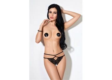 Sexy Lingerie - Open Crotch Panties - Le Frivole
