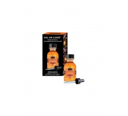 Sexy Shop Online I Trasgressivi - Olio Per Massaggi - Oil Of Love Tropical Mango - KamaSutra