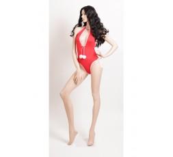 Sexy Shop Online I Trasgressivi - Abbigliamento RottAmati - Body Rosso