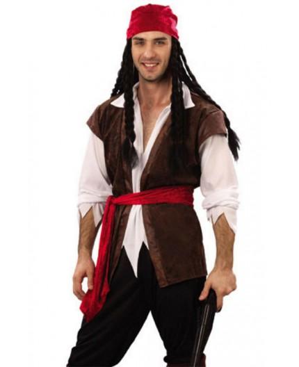 Sexy Shop Online I Trasgressivi - Abbigliamento RottAmato - Carribean Man Costume