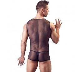 Sexy Shop Online I Trasgressivi - Intimo Uomo - Body Uomo Nero - Svenjoyment
