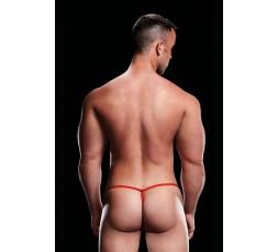 Sexy Shop Online I Trasgressivi - Intimo Uomo - Lowrise G String Red - Envy Menswear