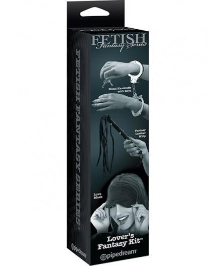 Sexy Shop Online I Trasgressivi - Kit BDSM - FF Limited Edition Lovers Fantasy Kit - Pipedream