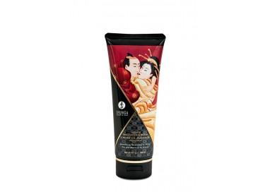 Crema Per Massaggio - Kissable Massage Cream Strawberry Wine - Shunga