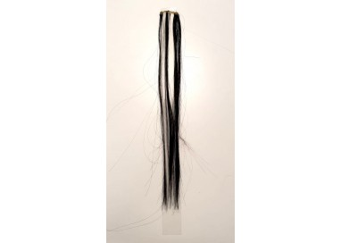 Extensions - Mini Extension A Strisce Bianco Nera