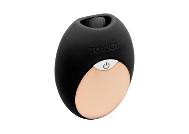 Stimolatore Clitoride - Diva Mini Tongue Black - Toy Joy