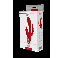 Sexy Shop Online I Trasgressivi - Vibratore Rabbit - Red Revolution Hera - Dream Toys
