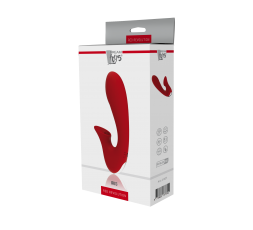 Sexy Shop Online I Trasgressivi - Vibratore Punto G - Red Revolution Iris - Dream Toys