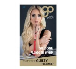 Sexy Shop Online I Trasgressivi - Fruste e Paddle - GP Rubber Mini Whip Red - Guilty Pleasure