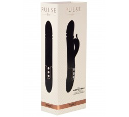 Sexy Shop Online I Trasgressivi - Vibratore Rabbit - Pulse Two Black - Mae B
