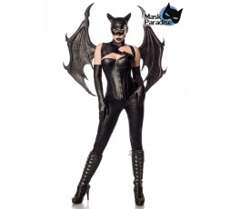 Sexy Shop Online I Trasgressivi - Carnevale Donna - Bat Girl Fighter - Mask Paradise
