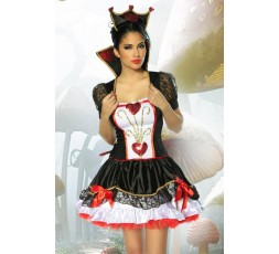 Sexy Shop Online I Trasgressivi - Carnevale Donna - Alice nel Paese delle Meraviglie - Mask Paradise