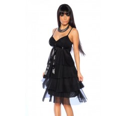 Sexy Shop Online I Trasgressivi - Abito Sexy - Cocktail Dress Nero