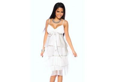 Abito Sexy - Cocktail Dress Bianco