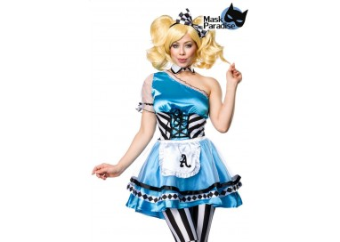 Il consiglio del giorno: Carnevale Donna - Alice - Mask Paradise